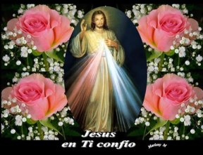 JESUS MISERICORDIA 1